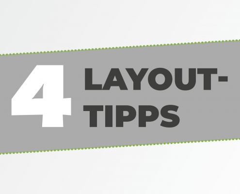 Layout Tips